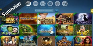 Spielautomaten Angebot bei Sunmaker inklusive Merkur Slots